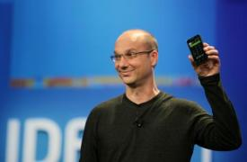 Android联合创始人安迪鲁宾离开Google