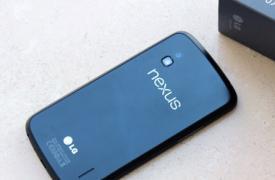 数据可能会破坏Google的智能手机Nexus 4