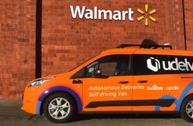 沃尔玛将在亚利桑那州试行自动杂货交付