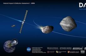 SpaceX赢得帮助NASA偏转小行星的合同