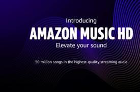 Amazon Music HD推出有前途的无损聆听