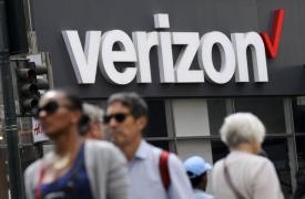Verizon为客户提供额外的移动数据以处理COVID-19