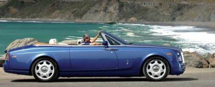 劳斯莱斯魅影Drophead外观与现有的Coupe车型相同