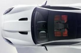 捷豹F型双门轿跑车在洛杉矶首演