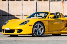 为什么Carrera GT可能是21世纪最具收藏价值的保时捷