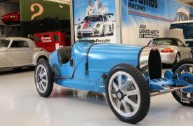 该国最新的汽车博物馆布鲁莫斯收藏馆终于重新开放