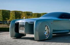 劳斯莱斯首款全电动汽车即将问世 堪称寂静之影