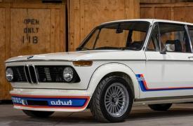 BMW 2002 Turbo74版即将拍卖