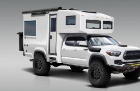 坚固耐用的新露营车为您的下一次越野探险带来力量和豪华