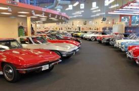 佛罗里达肌肉车博物馆将关闭并拍卖200多个经典作品