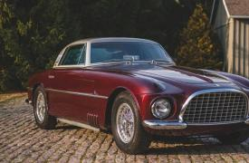 超稀有的54法拉利双门跑车预计将在拍卖会上拍出340万美元的高价