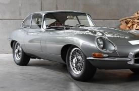 这款62 Jaguar E型经过精心的18个月修复 现在开始出售
