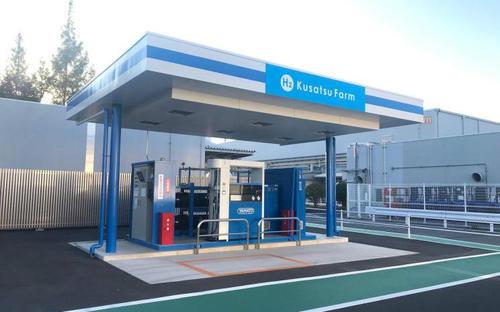 去年在德国开设了约17个新的加氢站使该国的总数达到60个