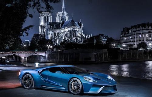 福特GT碳纤维系列的订购书将于11月8日开放