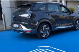 现代汽车首次在澳大利亚注册氢能汽车车队
