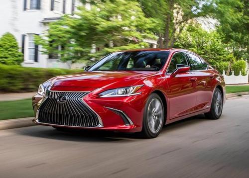 雷克萨斯已经确认了其新ES轿车的全部价格和规格