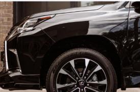 基于LandCruiser200的雷克萨斯LX已为2021车型年定价