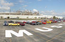 福特野马:第1000万辆已经从生产线上下线