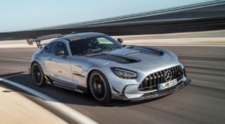 2021梅赛德斯奔驰AMGGTBlackSeries确认具备720马力