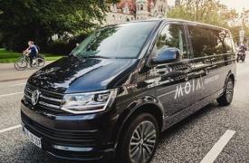 大众子公司Moia提供的短途摆渡汽车正式运营