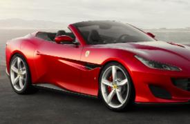 EPA评级显示的新法拉利车型可能是波托菲诺的变体