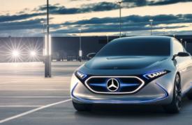 梅赛德斯奔驰EQA电动跨界车在2020年推出之前就已经进行了调查