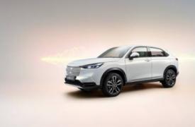 本田HRVeHEV是制造商推出的最新汽车