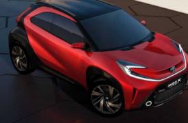 丰田汽车确认该A级轿车将在欧洲继续存在而目前的Aygo车型将获得替换