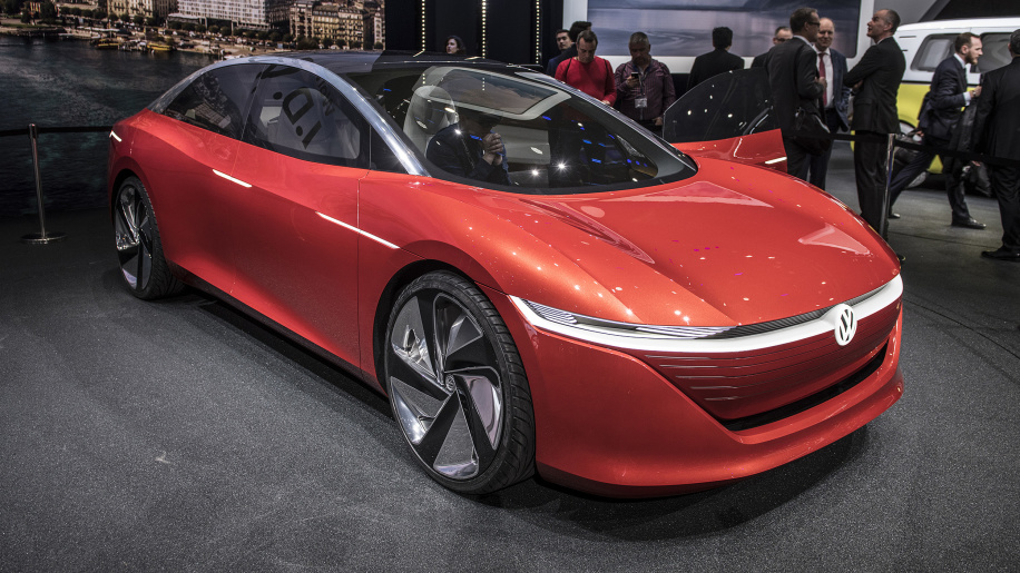 大众试图让汽车制造商就自驾车标准达成一致