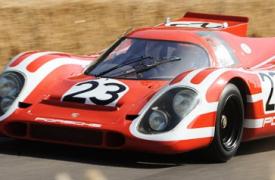 保时捷917的传奇始于50年前的勒芒大奖赛