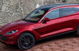 阿斯顿马丁谈到了DBX SUV的竞争对手