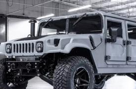 复兴的悍马H1现在可以以1600万卢布的价格购买