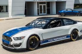 福特首次为NASCAR顶级部门打造野马
