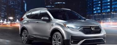 本田在2020年CR-V系列中增加了混合动力系统 价格上涨了600美元