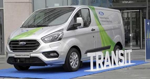 福特欧洲将其整个产品组合电气化