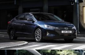汽车动态看点现代汽车 新款avante设计新推出新车型
