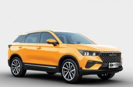 一汽奔腾旗下全新紧凑型SUV 奔腾T77在吉林长春正式下线