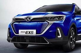 汽车动态看点北汽新能源 EX5 共经历了三次上市跳票