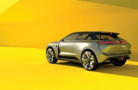 汽车动态看点雷诺佐伊将基于Morphoz概念获得更大的SUV兄弟