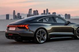 汽车动态看点奥迪etronGT概念车和2020林肯飞行员的首次亮相
