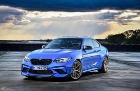 汽车动态看点新款BMWM2CS在该系列的M2竞争产品之上