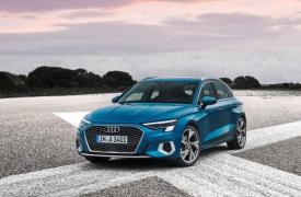 汽车动态看点第四代奥迪A3现已上市有掀背式和四门轿车两种风格