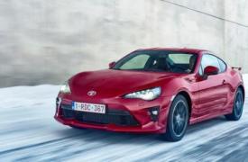 汽车动态看点新的GR86将采用可产生约260bhp功率的涡轮增压发动机