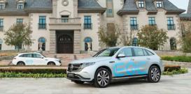 汽车动态看点2019年国产EQC将成为奔驰旗下首款上市的纯电车型